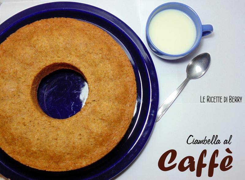 Ciambella al Caffè