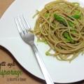 Spaghetti agli Asparagi