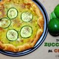 Torta Salata di Zucchine al Curry
