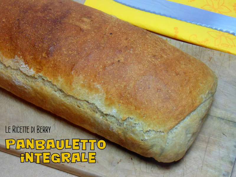Pan bauletto Integrale