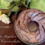 Torta Angelica al Cioccolato – Senza Burro, Latte e Uova