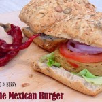 Veggie Mexican Burger