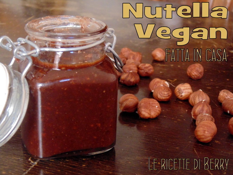 nutella vegan