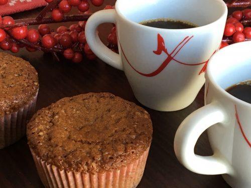 Cupcake al caffè senza burro, latte e uova
