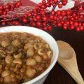 pasta e lenticchie in brodo