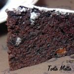 Torta Matta al Cioccolato Senza Uova, Latte e Lievito - Vegan