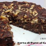 Torta di Pane al Cacao - Vegan