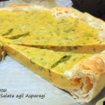 Torta Salata agli Asparagi Vegan