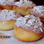 Krapfen al Forno senza Uova e Latte