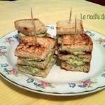 Crostini con crema di zucchine e philadelphia - Ricetta Finger Food