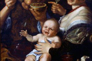 I MANGIAFAGIOLI DI VINCENZO CAMPI – Il cibo nell'arte