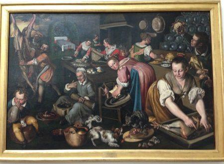 IL CIBO NELL'ARTE – attraverso i capolavori dei grandi maestri