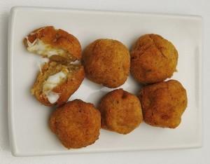 crocchette di castagne fontina