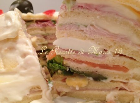 Club Sandwich … di pancake !!!!