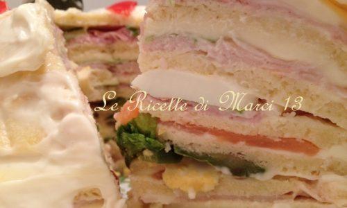 Club Sandwich ... di pancake !!!!