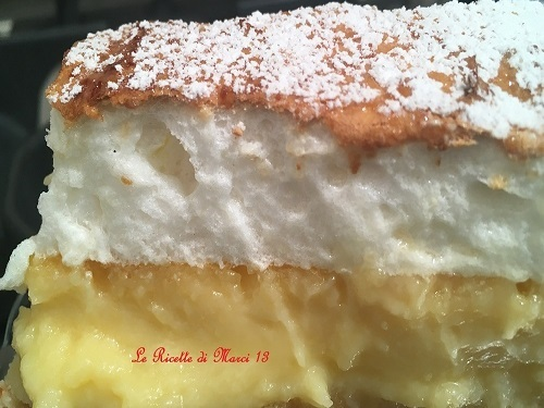 Tarte Meringuée au Citron (Crostata meringata al limone) ricetta francese doc !!