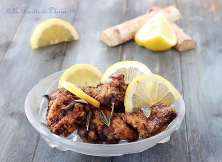 Pollo fritto americano (Crispy Fried Chicken)….ricetta originale !