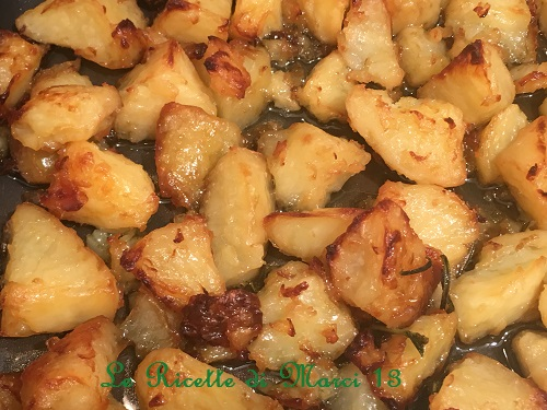 patate arrosto al forno