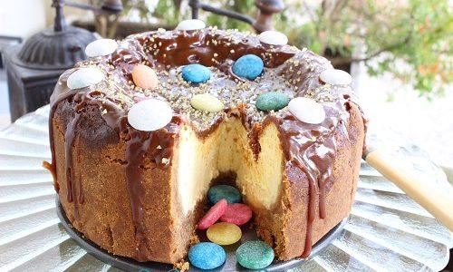 N.Y. Cheesecake al caramello (ricetta originale di California Bakery)