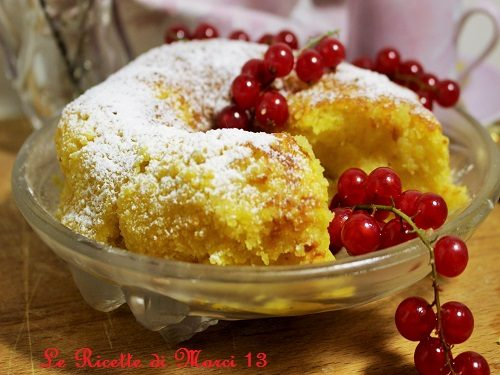 Tangerine cake alle mandorle (torta di mandarini) SENZA farina