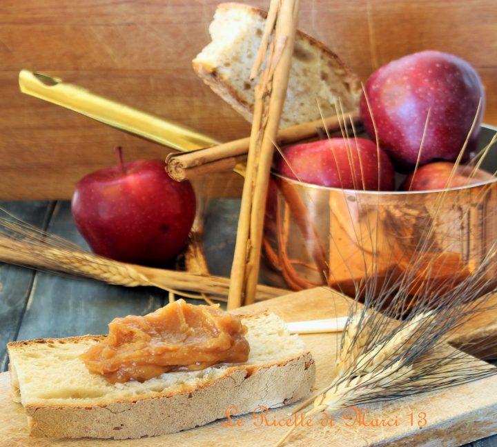 burro di mele (o apple butter)