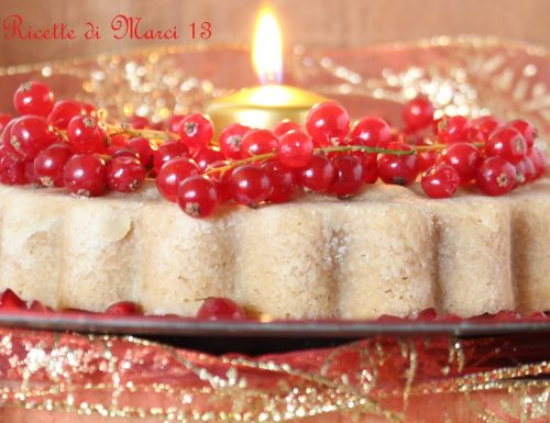 Torta speziata VEGANA alla cannella