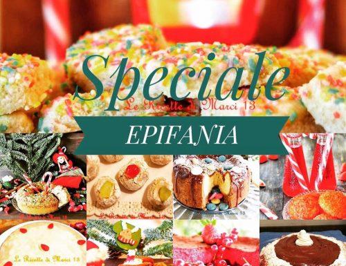 Speciale EPIFANIA (dolci e dolcetti per la calza)