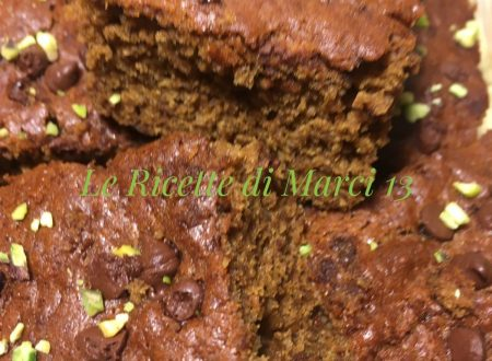 BANANA–CHOCOLATE CHIP WACKY CAKE per il Club del 27