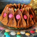 Bundt cake crown