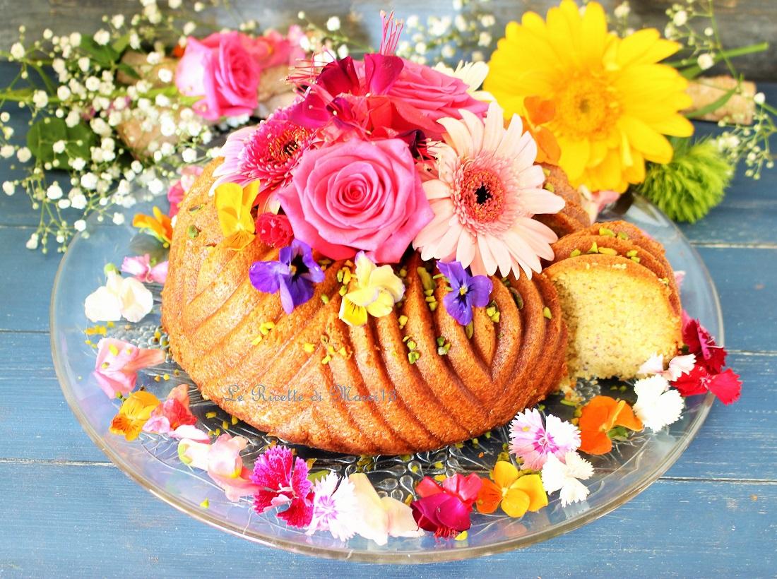 Persian love cake (Torta persiana dell'amore)