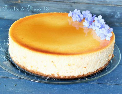 New York Cheesecake vellutata, senza crepe, la ricetta perfetta !