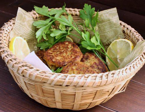 Crab Cakes – Polpette alla polpa di granchio