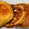 Pumpkin pancakes (pancake alla zucca)