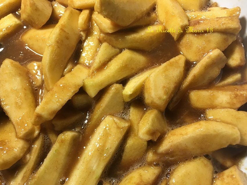 Apple pie perfetta mele