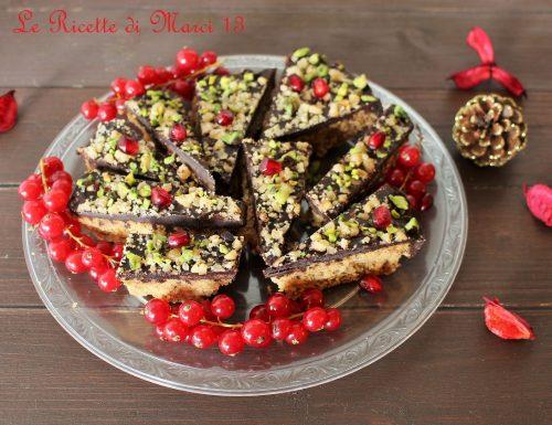English toffee cookie bars (biscotti inglesi alla caramella mou)