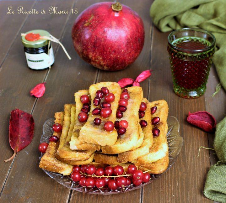 french toast alla cannella