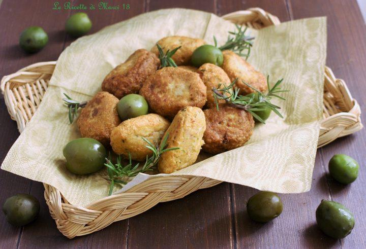 Tortelli rustici saporiti alle olive