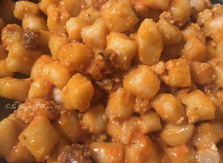 Gnocchi facili facili SENZA patate