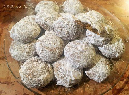 Biscotti speziati alla cannella e zenzero