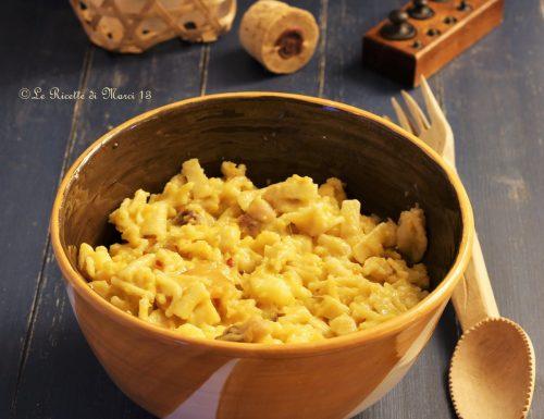 """Pasta e patate napoletana, con provola. Tutti i segreti per renderla """"azzeccosa"""" e filante !"""