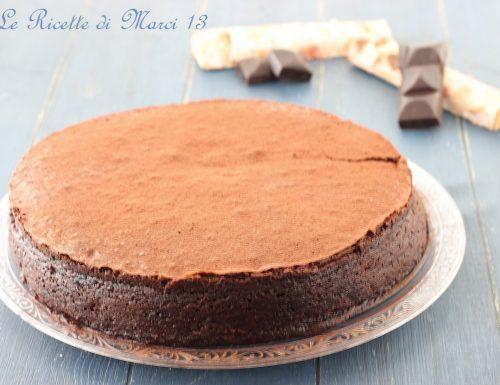 Torta al Cioccolato definitiva, la migliore di sempre (senza farina)