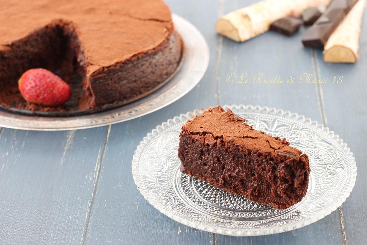 Torta al Cioccolato definitiva