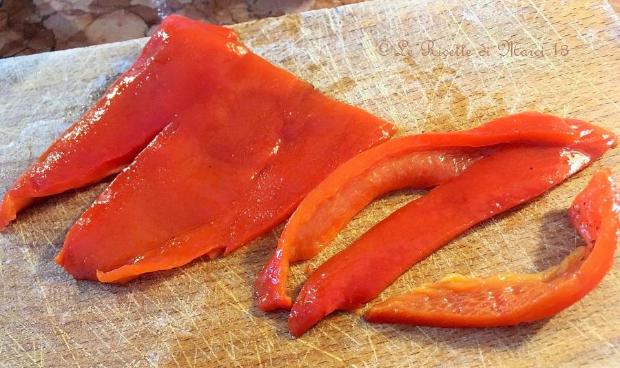 Peperoni arraganati (gratinati)