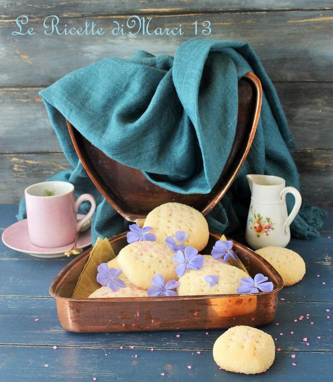 Biscotti dolci di maionese