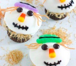 Halloween Uova sode decorate