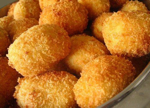 Crocchette di uova sode