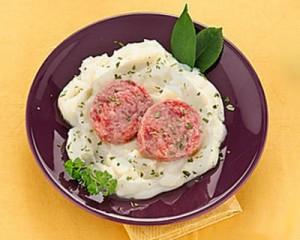 Zampone al purè di patate