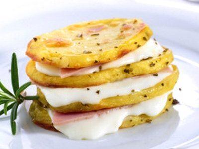Millefoglie di patate