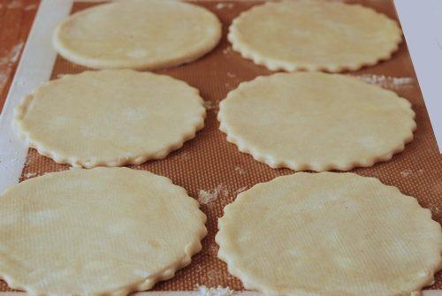 Panzarotti fritti alla nutella
