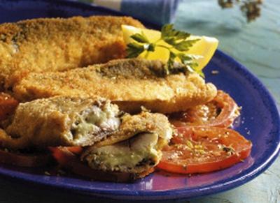 Sardine al forno con il pomodoro